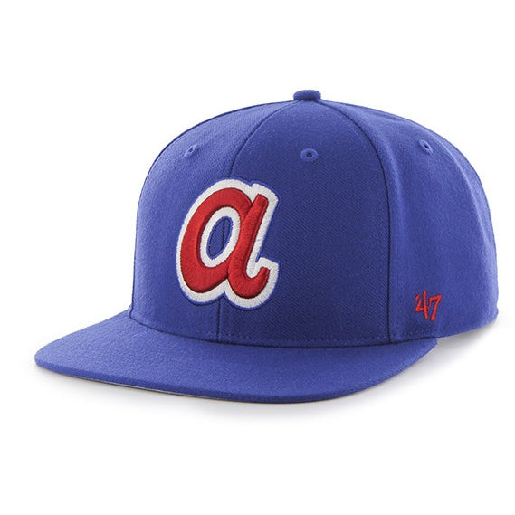 "Atlanta Braves ""Fulton County Snapback"" Hat"