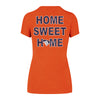 Clemson Ladies Club Scoop Tee