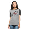"Georgia ""Classic Dawg"" Ladies Empire Tee"