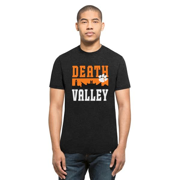 "Clemson ""Death Vally"" Club Tee"