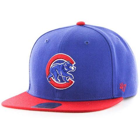 "Chicago Cubs ""Classic Snapback"" Hat"