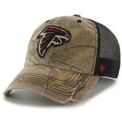 "Falcons Nation ""Fitted Camo Trucker"" Hat"