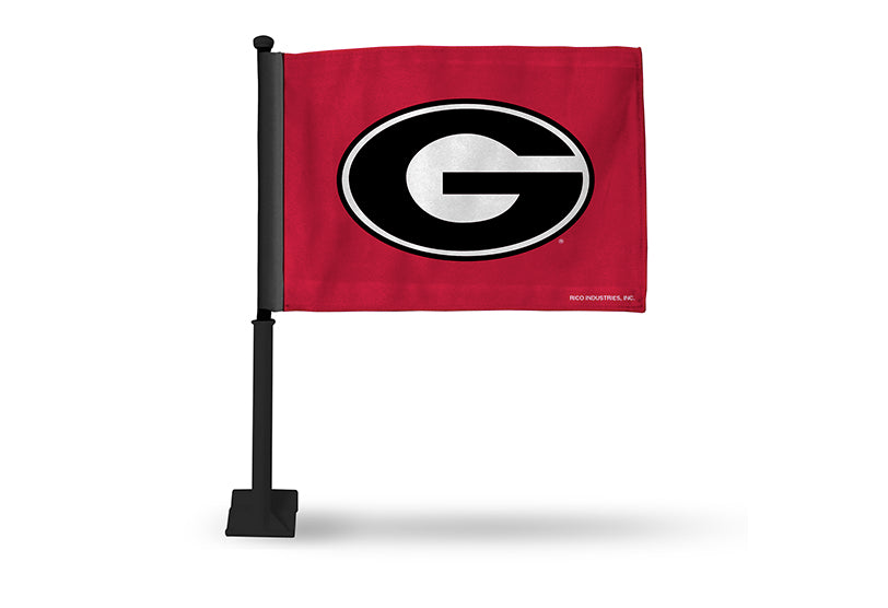 "UGA ""Premium Car Flag"""