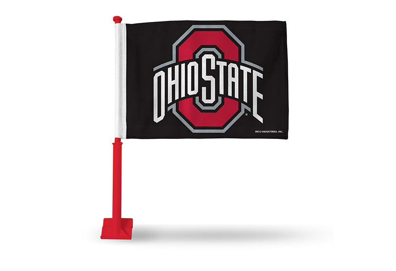 "Ohio State ""Buckeye Nation"" Premium Flag"