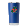 Vintage Gator Nation Tumbler