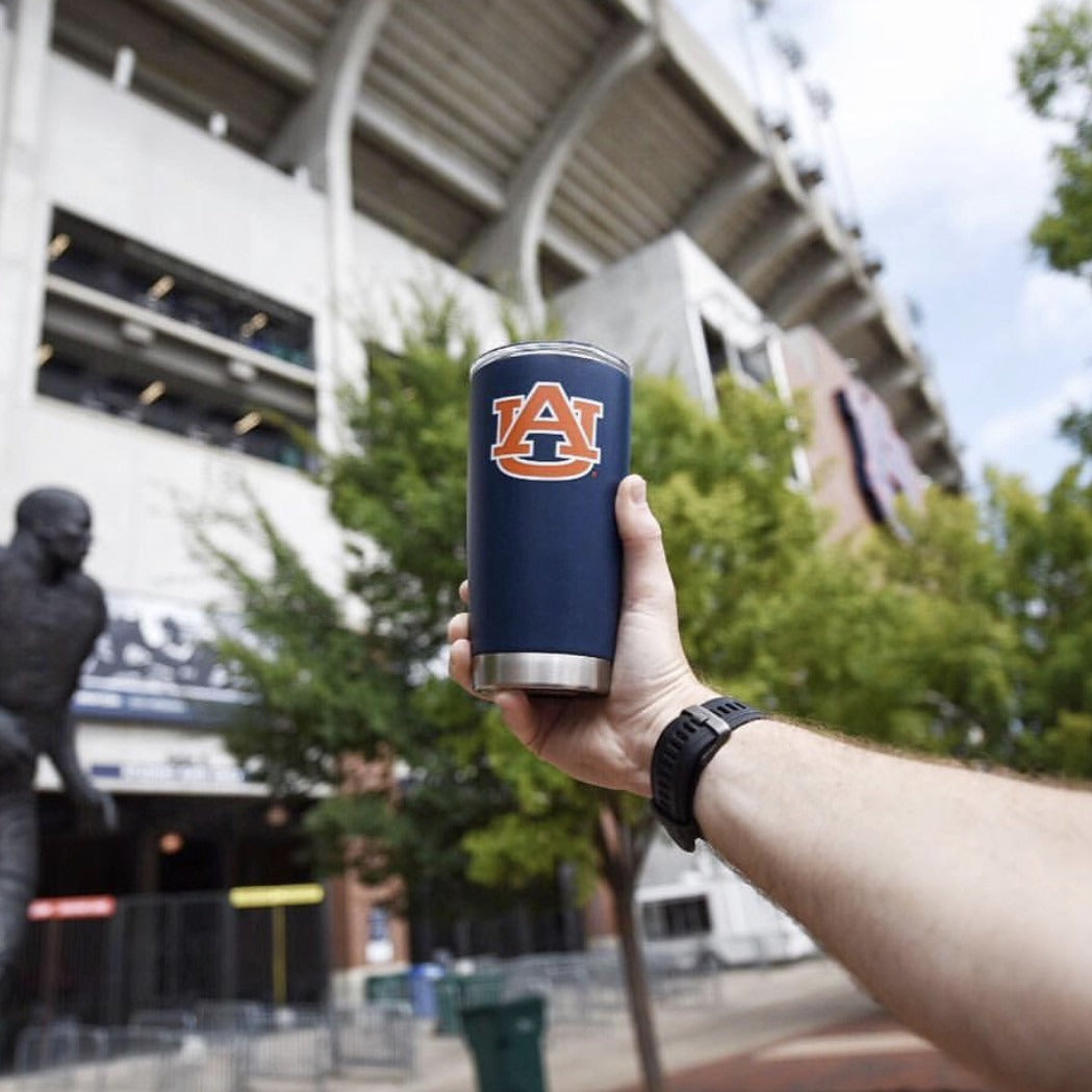 War Eagle Tumbler - Powder Coated