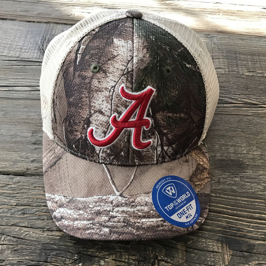 "Alabama ""Camo Fall Football"" Hat"
