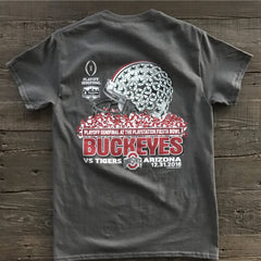 "Ohio State Buckeyes ""Playoffs vs Clemson"""