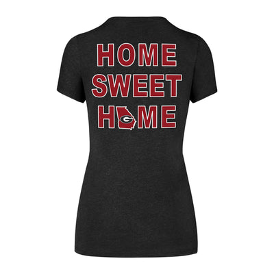 UGA Ladies Club Scoop Tee