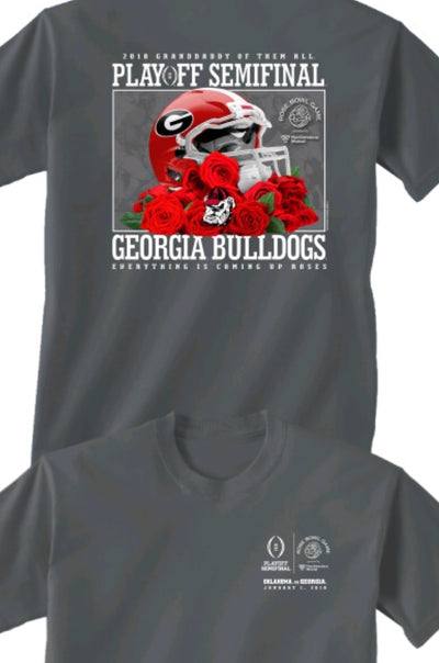 "UGA ""Official Rose Bowl"" Tee"