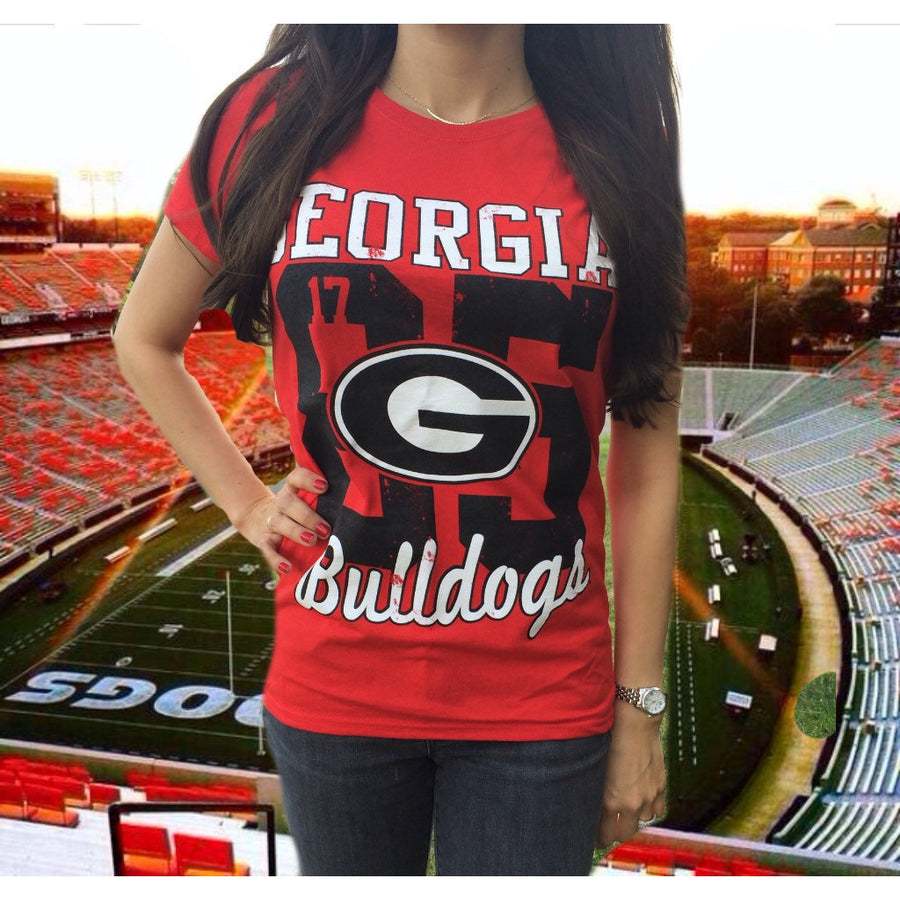 "UGA Ladies ""Spread the Red"" *"