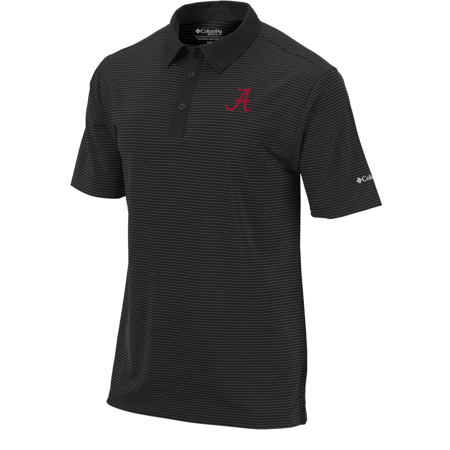 "Alabama ""Goal Line"" Columbia Polo"