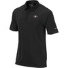 "UGA ""Blackout"" Columbia Polo"