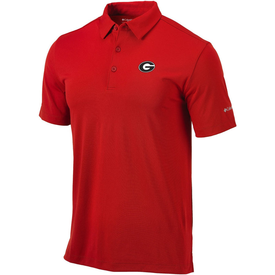 "UGA ""Attack The Day"" Columbia Polo"