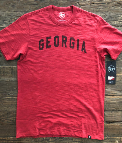 "47' Brand ""Georgia"" Scrum Tee"