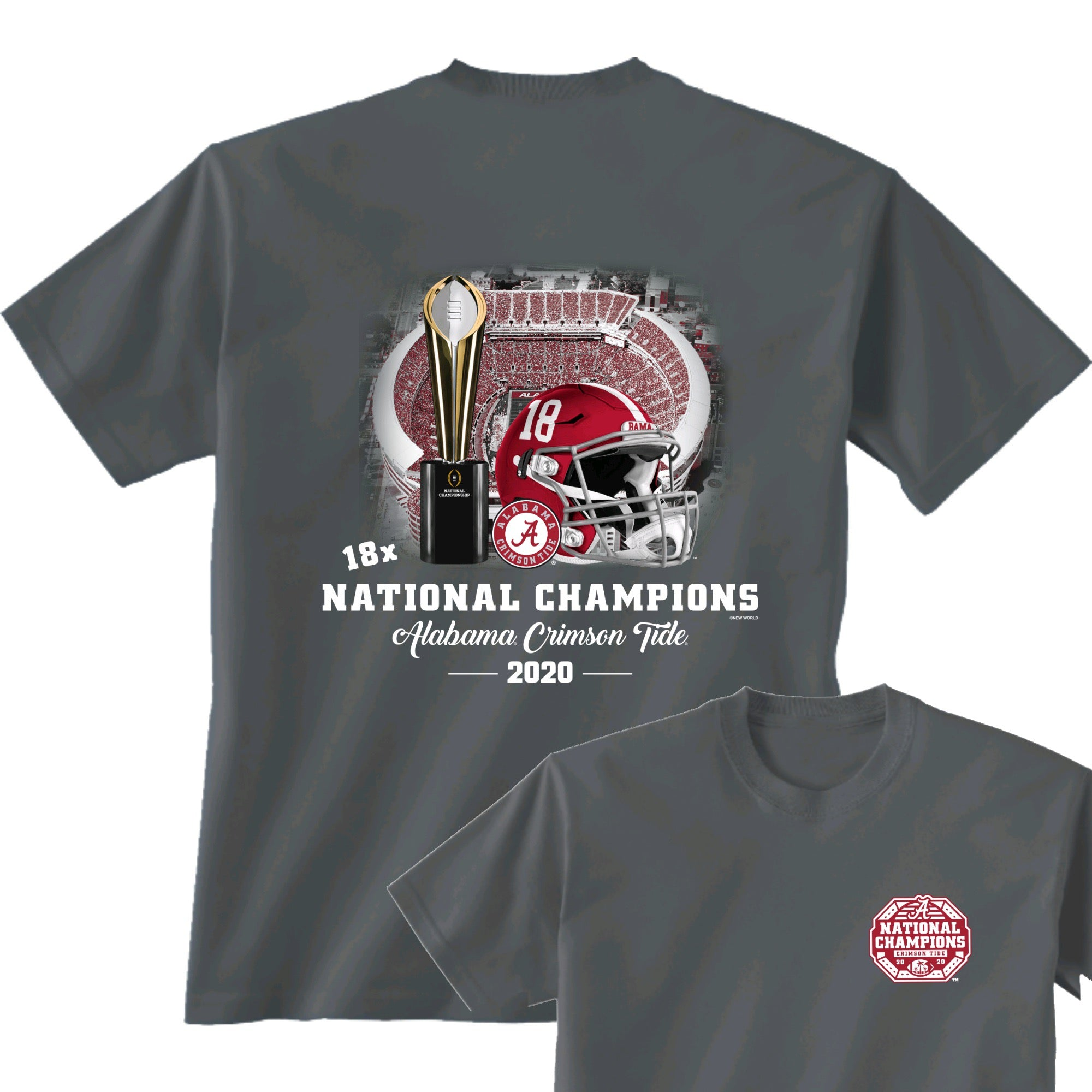 "Alabama ""National Champions vs Ohio State"" Official Shirt"