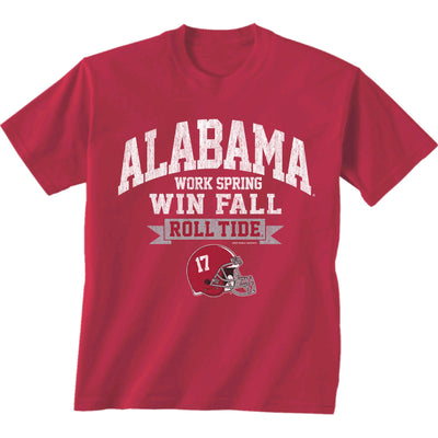 "Official Alabama ""A-Day Game 2018"" Shirt"