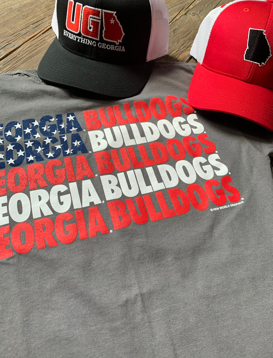 "UGA ""Patriot Flag"" Shirt"