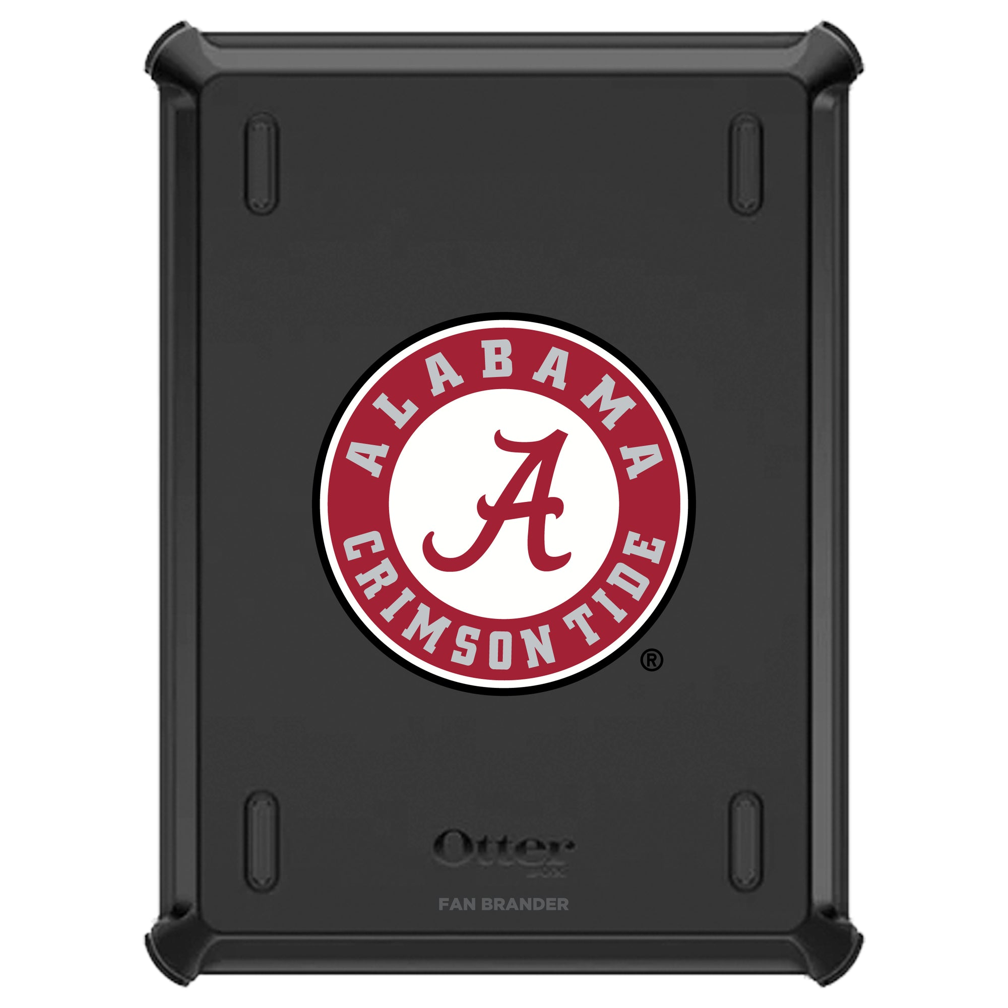 Alabama Crimson Tide iPad (8th gen) and iPad (7th gen) Otterbox Defender Series Case