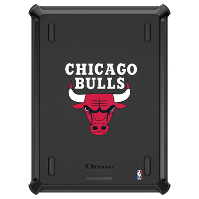 Chicago Bulls iPad (8th gen) and iPad (7th gen) Otterbox Defender Series Case