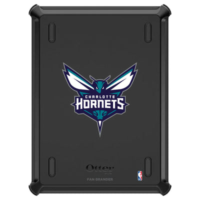 Charlotte Hornets iPad (5th and 6th gen) Otterbox Defender Series Case
