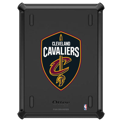 Cleveland Cavaliers iPad (8th gen) and iPad (7th gen) Otterbox Defender Series Case