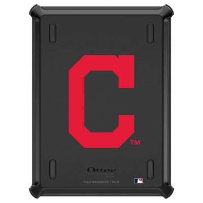 Cleveland Indians iPad (8th gen) and iPad (7th gen) Otterbox Defender Series Case