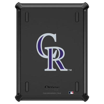 Colorado Rockies iPad (5th and 6th gen) Otterbox Defender Series Case