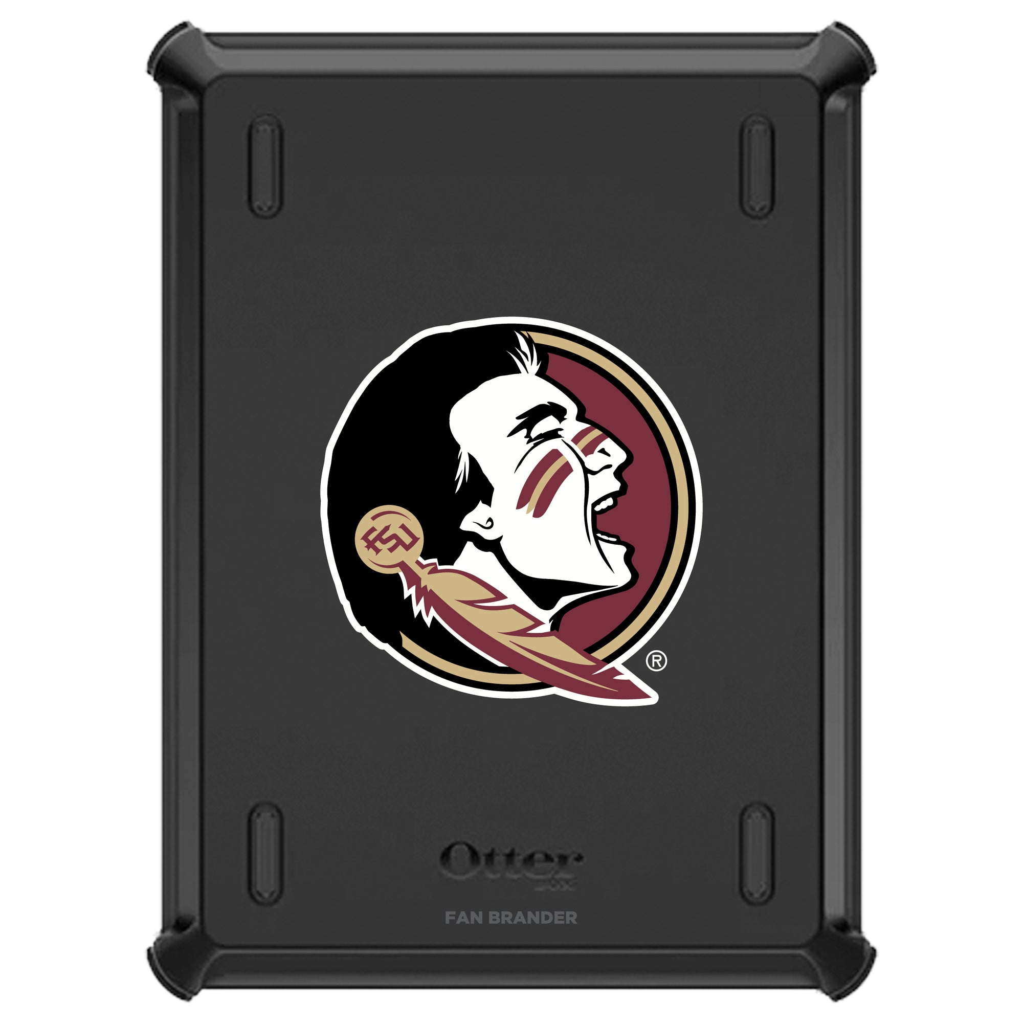 Florida State Seminoles iPad (8th gen) and iPad (7th gen) Otterbox Defender Series Case