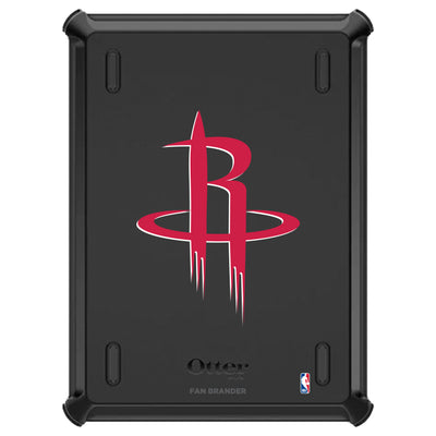 Houston Rockets iPad (8th gen) and iPad (7th gen) Otterbox Defender Series Case