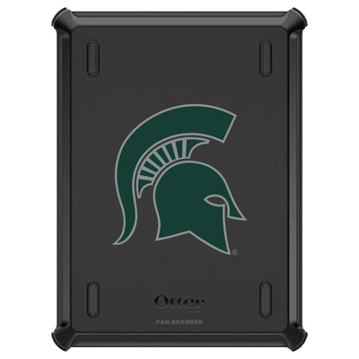 Michigan State Spartans iPad (8th gen) and iPad (7th gen) Otterbox Defender Series Case