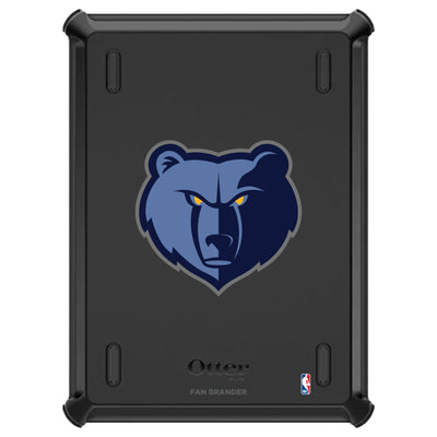 Memphis Grizzlies iPad (5th and 6th gen) Otterbox Defender Series Case