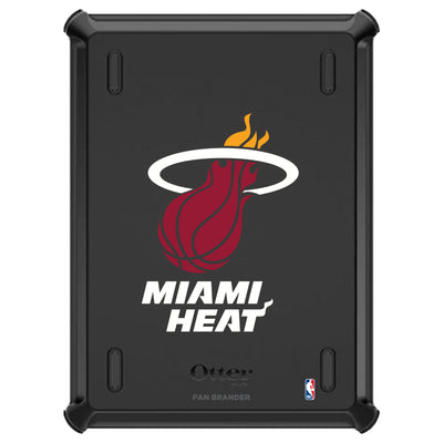 Miami Heat iPad (5th and 6th gen) Otterbox Defender Series Case