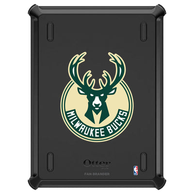 Milwaukee Bucks iPad (5th and 6th gen) Otterbox Defender Series Case