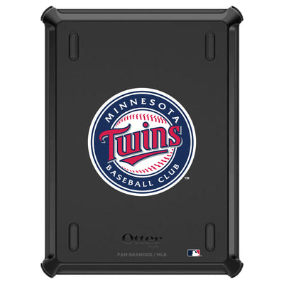 "Minnesota Twins iPad Pro (11"" - 2nd gen) Otterbox Defender Series Case"