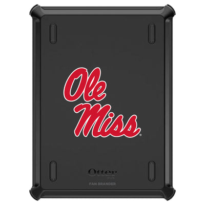 Mississippi Ole Miss iPad (8th gen) and iPad (7th gen) Otterbox Defender Series Case