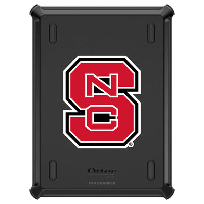 NC State Wolfpack iPad (8th gen) and iPad (7th gen) Otterbox Defender Series Case