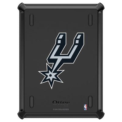 San Antonio Spurs iPad (8th gen) and iPad (7th gen) Otterbox Defender Series Case