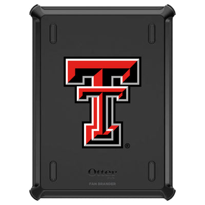 Texas Tech Red Raiders iPad (5th and 6th gen) Otterbox Defender Series Case