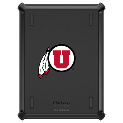 Utah Utes iPad (5th and 6th gen) Otterbox Defender Series Case