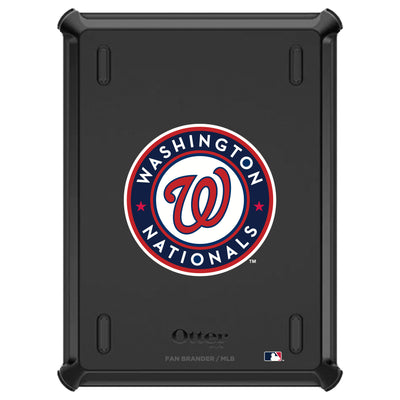 Washington Nationals iPad (5th and 6th gen) Otterbox Defender Series Case