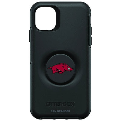 Arkansas Razorbacks Otter + Pop Symmetry Case (for iPhone 11, Pro, Pro Max)