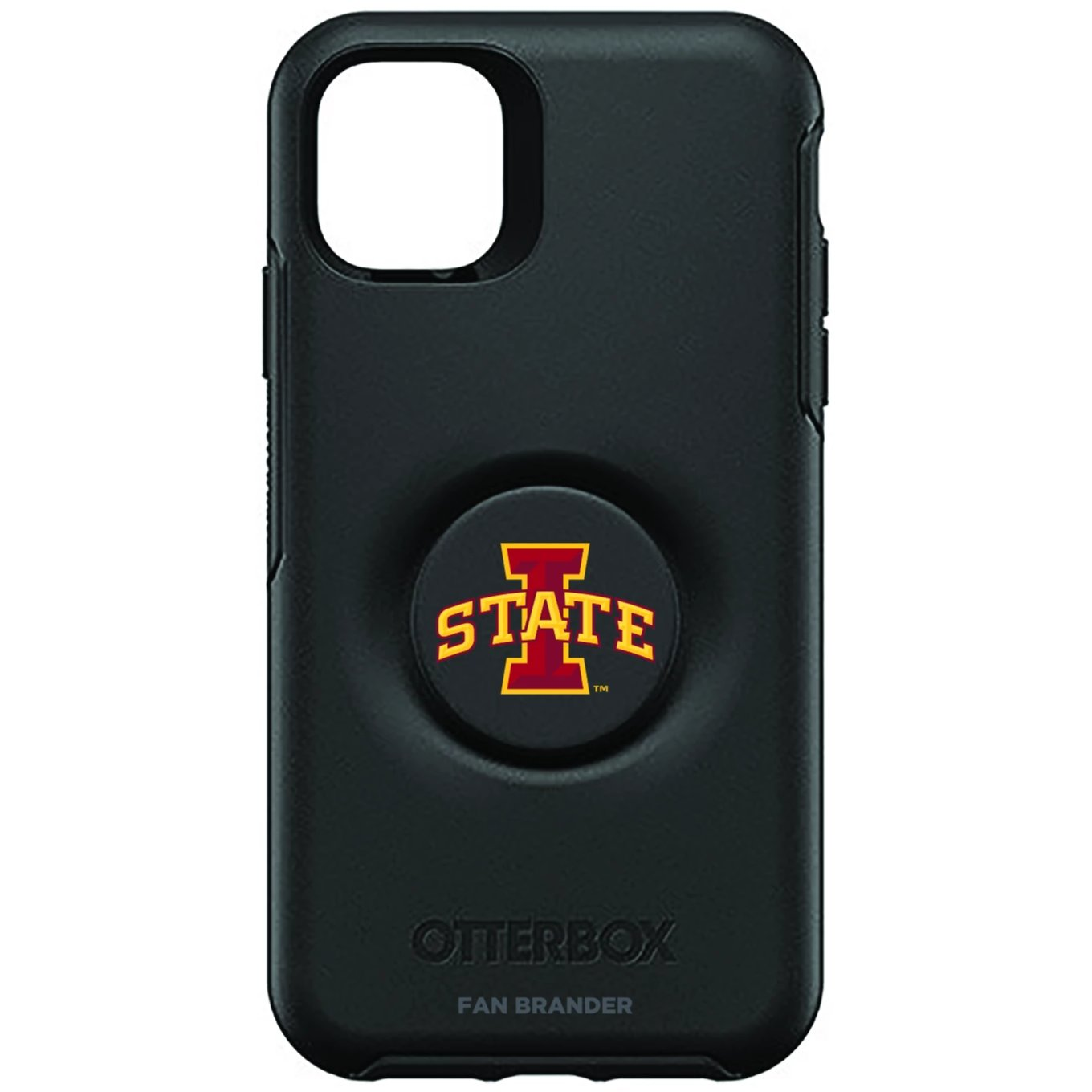 Iowa State Cyclones Otter + Pop Symmetry Case (for iPhone 11, Pro, Pro Max)