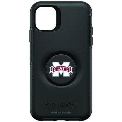 Mississippi State Bulldogs Otter + Pop Symmetry Case (for iPhone 11, Pro, Pro Max)