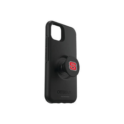 NC State Wolfpack Otter + Pop Symmetry Case (for iPhone 11, Pro, Pro Max)