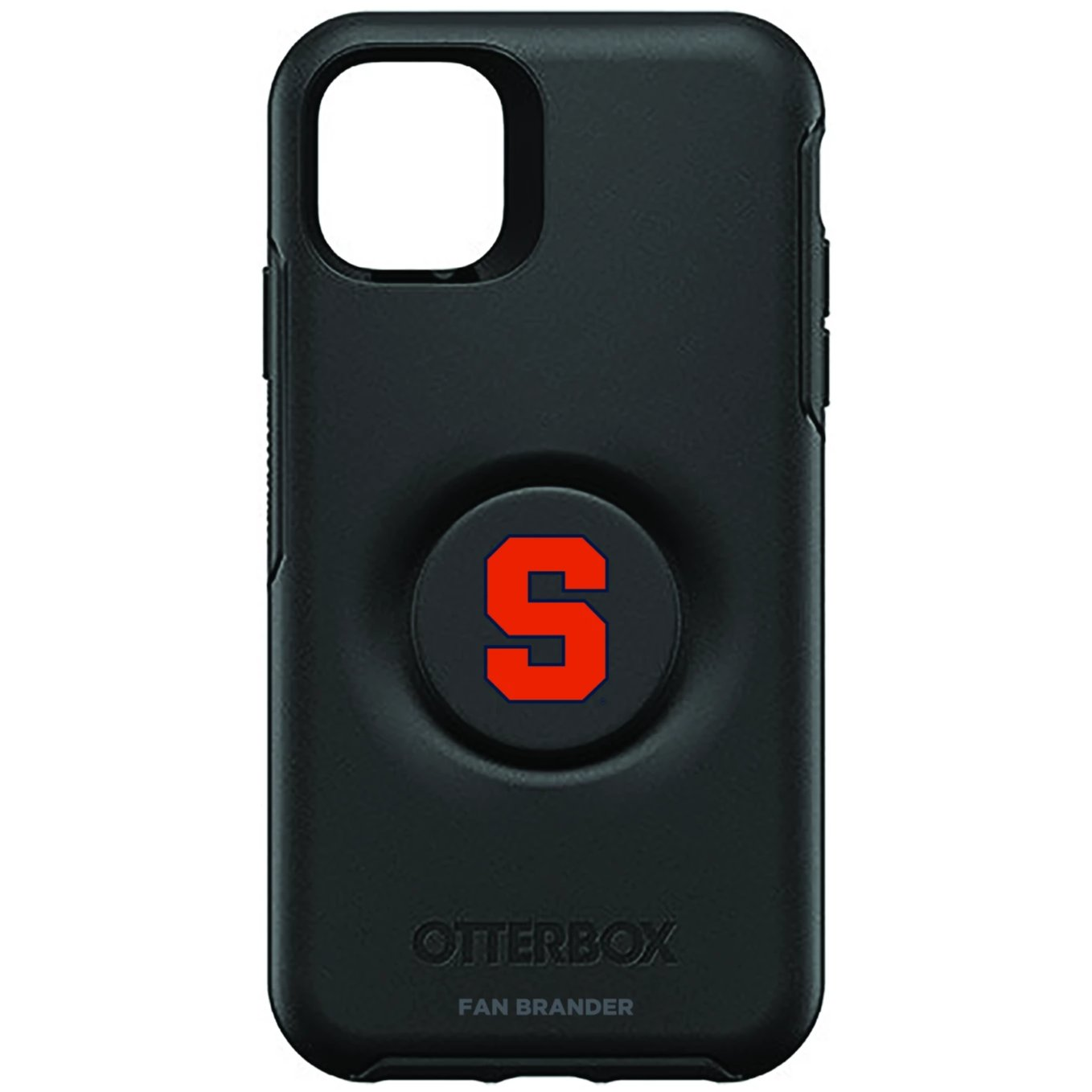 Syracuse Orange Otter + Pop Symmetry Case (for iPhone 11, Pro, Pro Max)