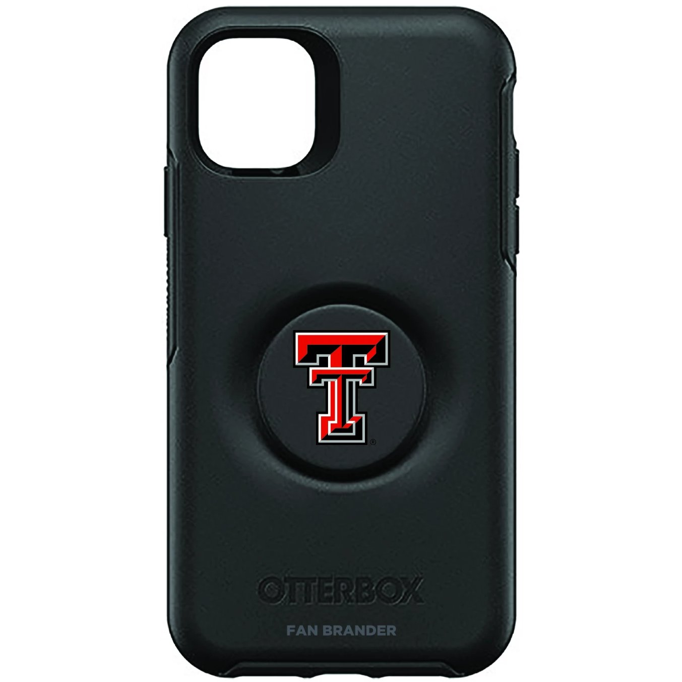 Texas Tech Red Raiders Otter + Pop Symmetry Case (for iPhone 11, Pro, Pro Max)