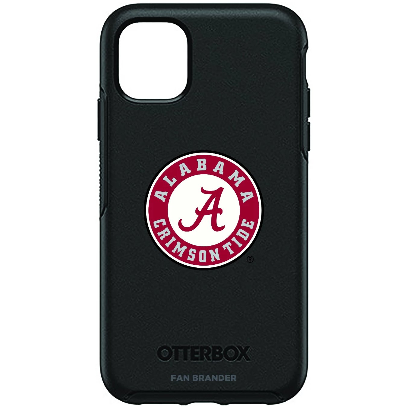 Alabama Crimson Tide Otterbox Symmetry Case (for iPhone 11, Pro, Pro Max)