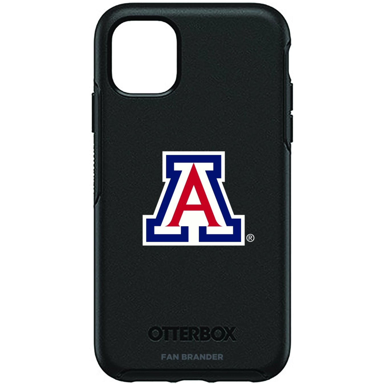 Arizona Wildcats Otterbox Symmetry Case (for iPhone 11, Pro, Pro Max)