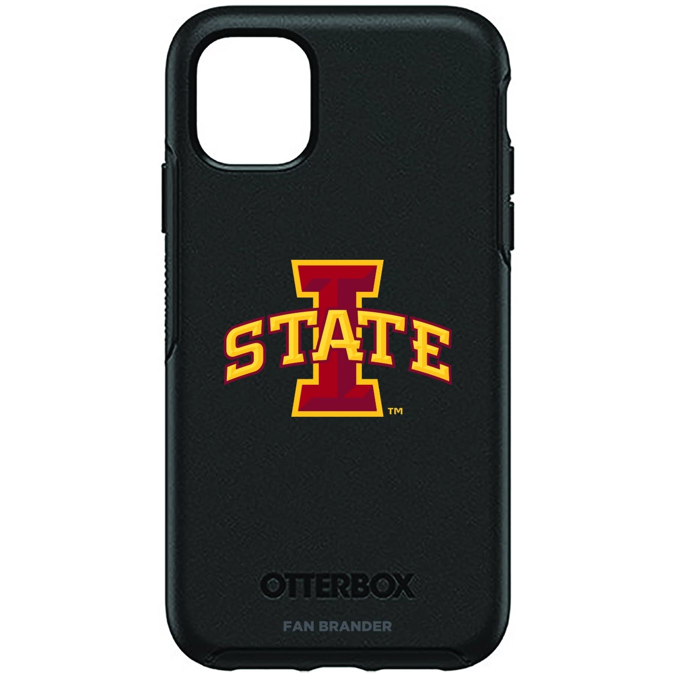 Iowa State Cyclones Otterbox Symmetry Case (for iPhone 11, Pro, Pro Max)